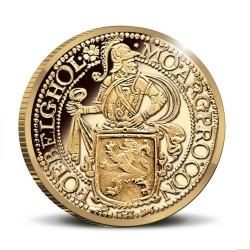最終価格 一枚だけ再入荷 限定25枚 2020年 オランダ公式 ライオンダラー リストライク1オンスプルーフ金貨
