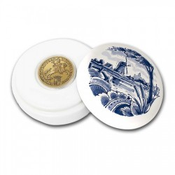 限定20枚 例年即完売 2021年 オランダ シルバーライダー 2オンスプルーフ金貨