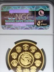 最高鑑定 2010年 メキシカン リベルタード金貨 PF70 UCAM