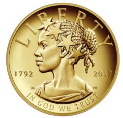 2017-W アメリカン・リバティー ハイリリーフ金貨