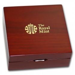 2017年 英国 プラチナ・ウエディング(70周年)5オンスプルーフ金貨