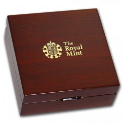 2017年 英国 フィリップ王子記念1オンスプルーフ金貨