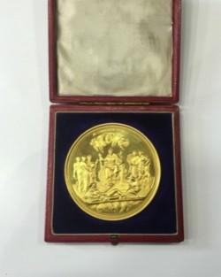 1887年 英国 ジュビリー・ゴールド・メダル
