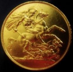 1820年 英国 ジョージ3世 パターン2ポンドプルーフ金貨