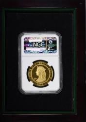 発行500枚 2012年 英国 LONDON & THE LION 1oz 金貨