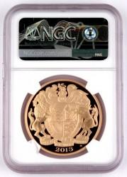 最高鑑定 銀貨4枚セットも付けちゃいます!2013年 QUEENS CORONATION 女王戴冠式 プルーフ金貨4枚セット NGC PF70UC